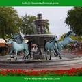 Le site internet alibaba bronze, bronze, big sea horse statue avec le sexe fille