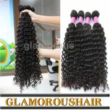 Guangzhou Factory Wholesale Hair Virgin Curly Brazilian Hair Extensions