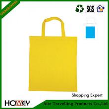 2015 Discount Stocked Yellow Shopping Bag Design