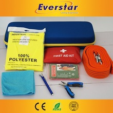 Hot Sale High Quality Roadway Safety Car Repair Tool Emergency Survival Kit Aid Kit Car