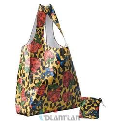 tyvek t-shirt folding shopping bag