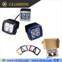 Hot sale CK 40w led car work light led 12v