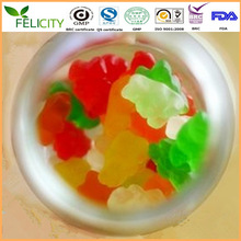 Bulk Gummy Bear Candy,Gummy candy roll with super sour apple flavour
