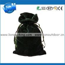 Size/Logo/Color Customized Velvet Pouch Promotion Gift Bag