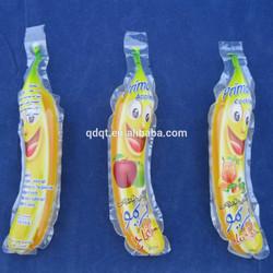 Qingdao Quantong liquid packaging plastic bag/ reusable juice pouch