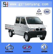 Dongfeng Sokon double cab K02 mini trucks 4x4 parts