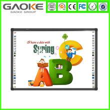 Hangzhou Gaoke manufacturer Factory Wholesale Price cheap infrared interactive whiteboard China smart whiteboard