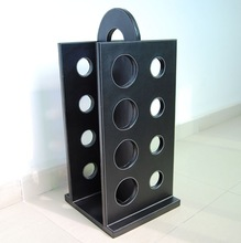 High quality durable cheap hanging wine glass rack