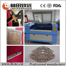 leather /clothes/fabric/ wood /plastic /acrylic 1300*900mm laser machine ! die board laser cutting machine