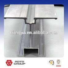 6000 series haida brand anodized Insulating aluminum profiles manufacturer