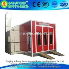 car paint spray booth/car polishing spray booth