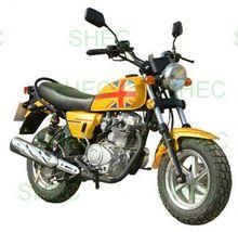 Motorcycle gasoline cargo motorcycle four wheel