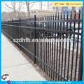 Clôture en fer forgé onarments/verande clôture en fer forgé, clôture en fer forgé