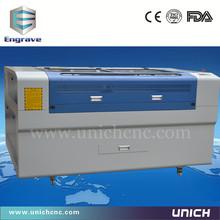 Chinês e distribuidor queria/co2 laser/usada de corte a laser máquina de corte de aço
