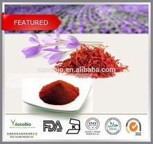 Top Quality herbal extract saffron, best saffron price, Saffron extract Crocin 95%; Safranal 0.2%, 0.3%, 0.4%