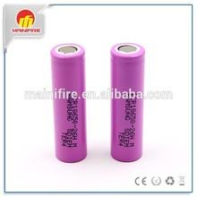 Original 18650 battery ICR18650-26HM/FM 3.7V 2600mah rechargeable battery