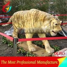 [Lion/Tiger] Life Size Customized Animatronic Animal