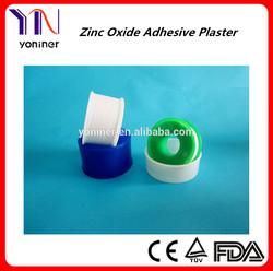 Medical Zinc Oxide Adhesive Plaster Strong Adhesive