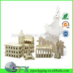 Super quality craft paper box, waste material art craft