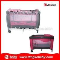 2015 hot selling en certificate baby bed baby crib,baby cot baby bed,BABY PLAYPEN TYPE DKP201541