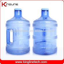 Best quality 3.8L huge water jug with lids and handle seller OEM (KL-8006)