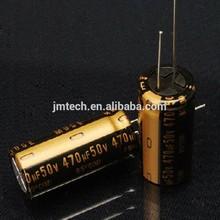 50V470UF capacitors ELNA