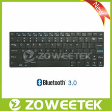 Hot New Product Stainless Steel Keyboard for 2015 Bluetooth PC