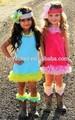 Vente en gros robe babycute infantile bambin filles robe robe robe de soirée d'été pour enfants