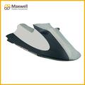Superior repelencia al agua y transpirable Custom Fit Yamaha Jet Ski cubierta negro / gris