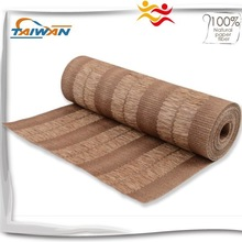 Jute woven style Decorative table runner for round tables