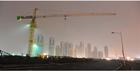 QTZ80(5513) self-ascending Tower crane construction equipments