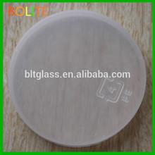 Cheap plastic cap for glass pudding jar/glass milk jar bulk wholesale