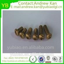 Custom high strength knurled head thumb screw in China manufactory
