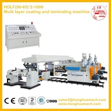 HDLF(90-65)x2 -1000 Multi-layer coating and laminating machine manufacturer