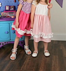 Wholesale high quality children frocks designs /girls party dresses