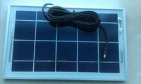 3w 4w 5w 6w solar panel with cable