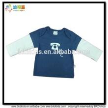BKD 2015 gots organic cotton young boy t-shirts