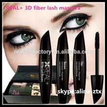 Favorite choice real+ 3D fiber lashes mascara OEM mascara professional eyelash enhancement