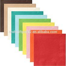 elegant abundant alternative colors kinds of napkin folding