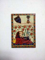 italy souvenir fridge magnet