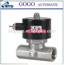 brass non return valve butane gas valve stnc solenoid valve