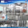 Automático de agua potable de la planta de embotellado/equipos/línea