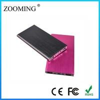 ultra thin power bank,power bank for macbook pro /ipad mini,shenzhen power bank