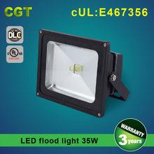 30w 35w UL led flood light UL LED flood lamp outdoor UL LED light