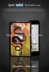 Special animal case for iPad mini 3D digital printer case