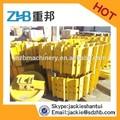 Shantui bulldozer shantui bulldozer châssis pièces de rechange sd16 154mc-00345 patin