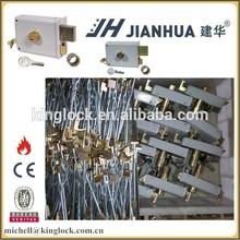 540.12EB good quality door lock for IRAN wooden door