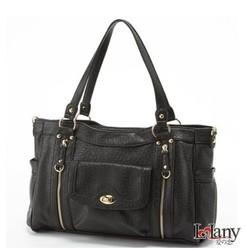 2015 New Design Luxury leather handbag wholesale women handbag tote bag