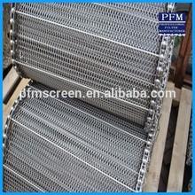 food grade stainless steel conveyor wire mesh belt factory
