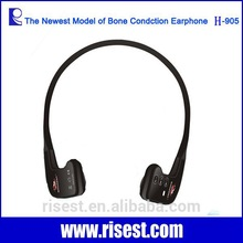 Waterproof MP3 Player, Bone Conduction Headphone Waterproof MP3, Driver Mini Multimedia Player MP3